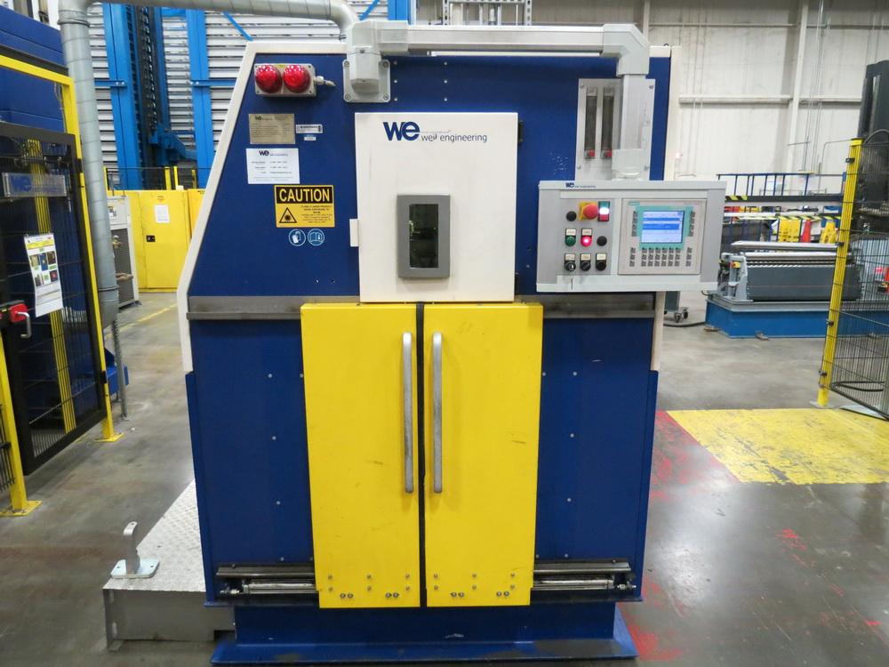 2014 Weil Technology Flexmaster 400/1250 Seam Welding Machine - Image 4 of 20