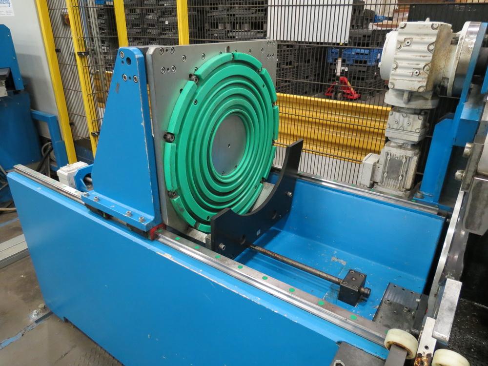 "2015 Prinzing BEA-2 Bead Forming Machine, 39.37 x .059"" - Image 7 of 15"