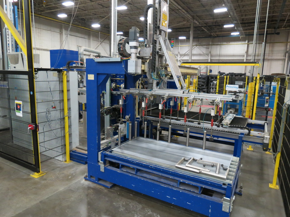 2014 Weil Technology NC Multi-roller 600/1250C Bending Machine - Image 8 of 25