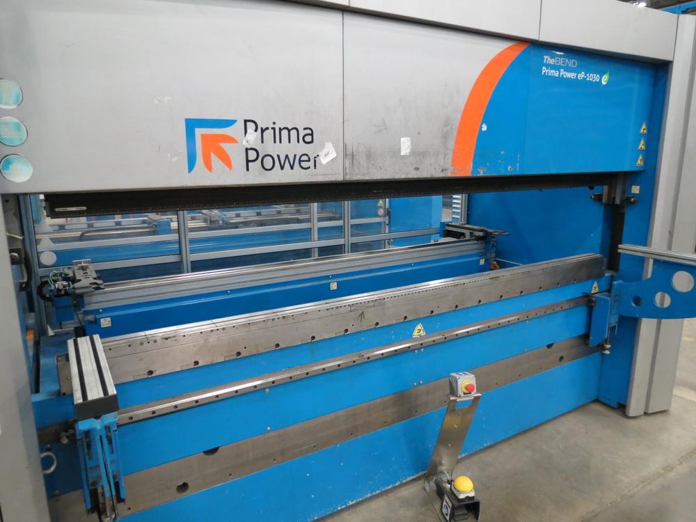 2014 Prima EP1030 3 Meter Electric Servo Press Brake - Image 6 of 14