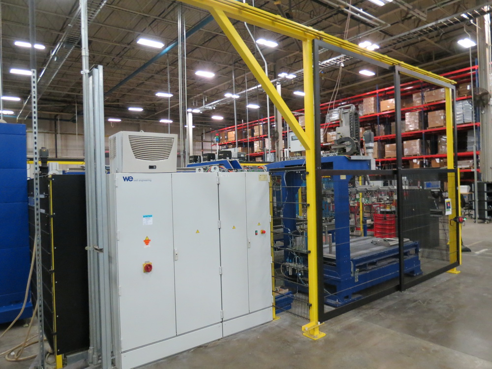 2014 Weil Technology NC Multi-roller 600/1250C Bending Machine - Image 17 of 25