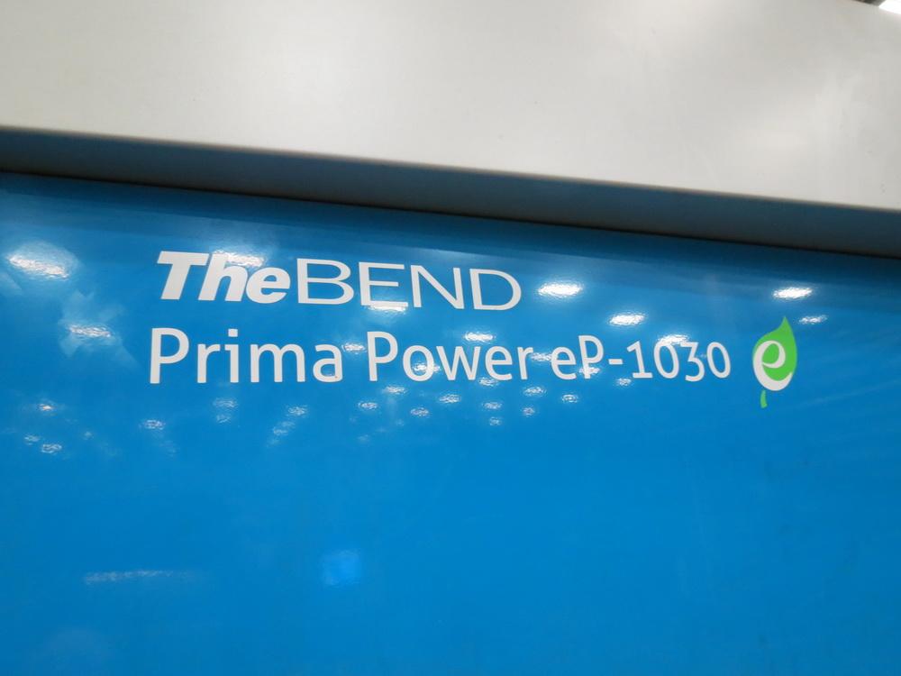 2014 Prima EP1030 3 Meter Electric Servo Press Brake - Image 7 of 14