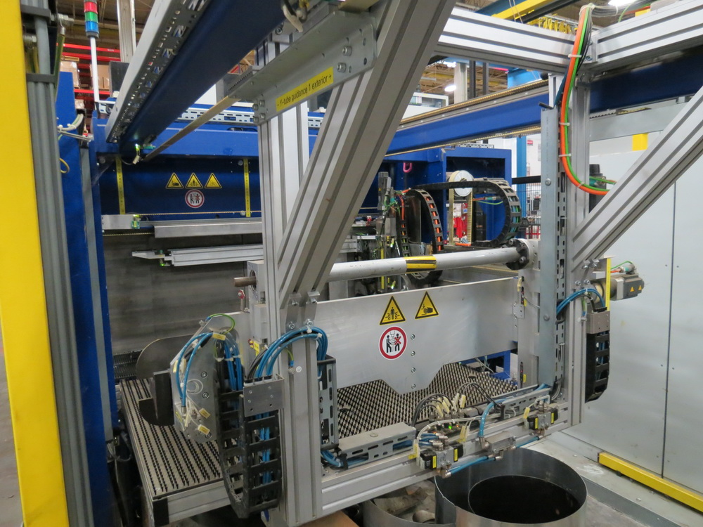 2014 Weil Technology NC Multi-roller 600/1250C Bending Machine - Image 25 of 25