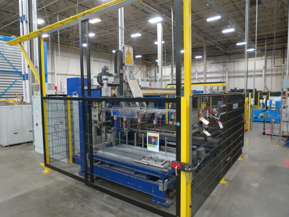 2014 Weil Technology NC Multi-roller 600/1250C Bending Machine - Image 13 of 25