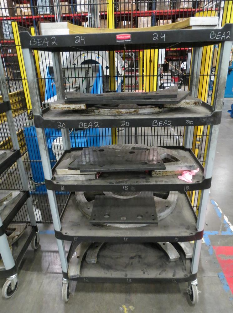 "2015 Prinzing BEA-2 Bead Forming Machine, 39.37 x .059"" - Image 14 of 15"