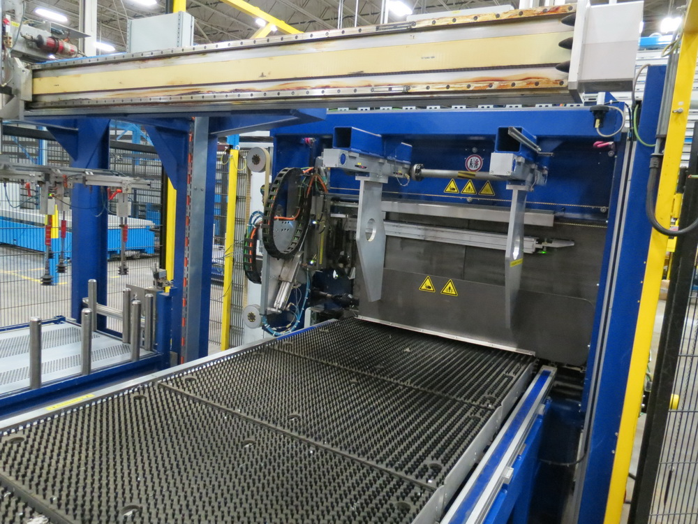 2014 Weil Technology NC Multi-roller 600/1250C Bending Machine - Image 6 of 25