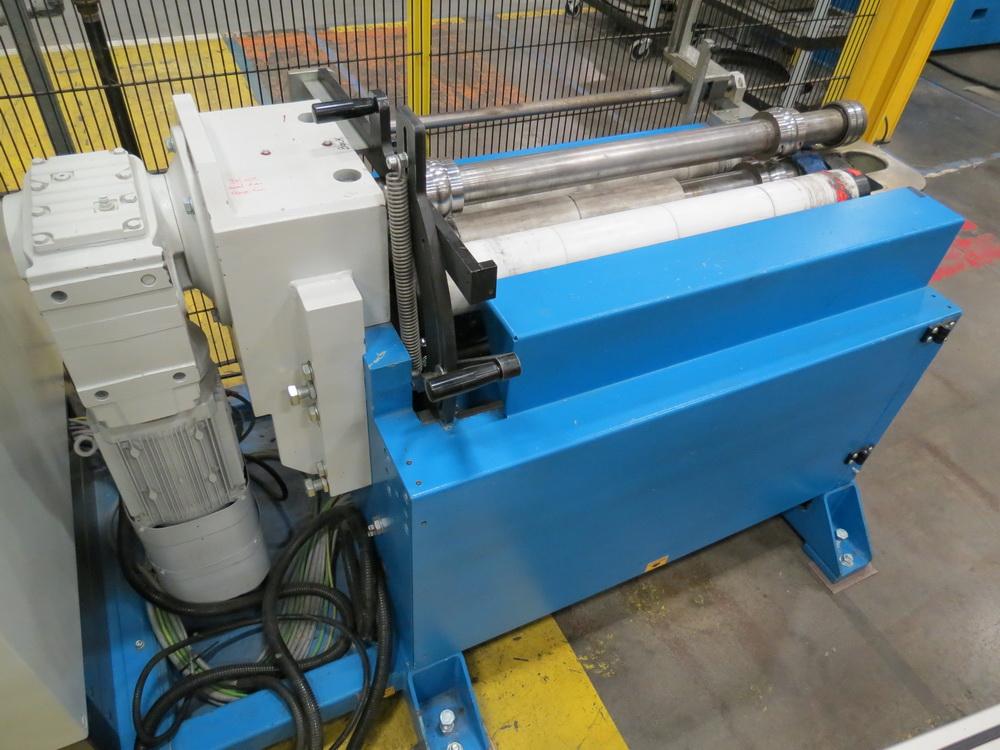 "2015 Prinzing RBA 100/93 4-Roll Bead Forming Machine, .059"" x 36.6"" capacity - Image 8 of 14"
