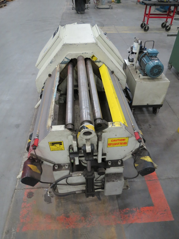 "Weld Logic Model 4R-PB 4-Roll Roller, Max Width Cap. 36"" w/ Weinview Digital Controls - Image 4 of 10"