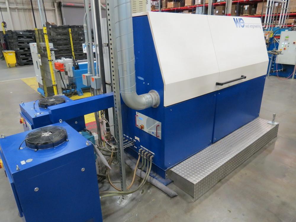 2014 Weil Technology Flexmaster 400/1250 Seam Welding Machine - Image 11 of 20