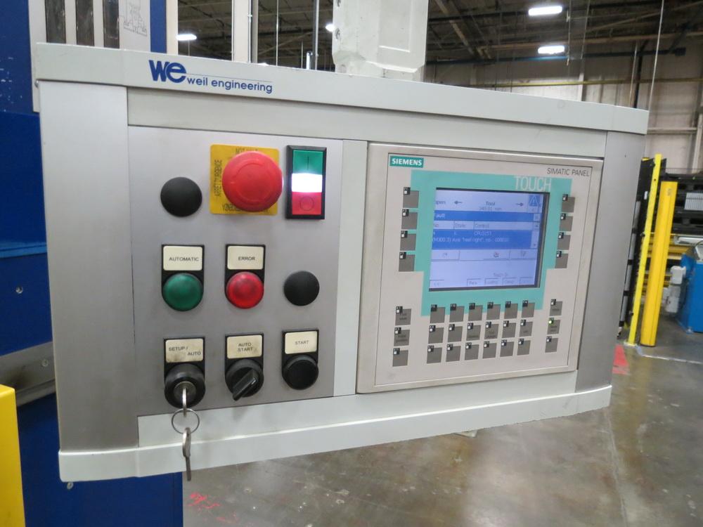 2014 Weil Technology Flexmaster 400/1250 Seam Welding Machine - Image 3 of 20