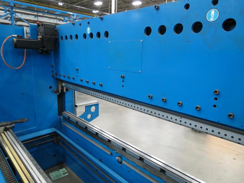 2014 Prima EP1030 3 Meter Electric Servo Press Brake - Image 9 of 14