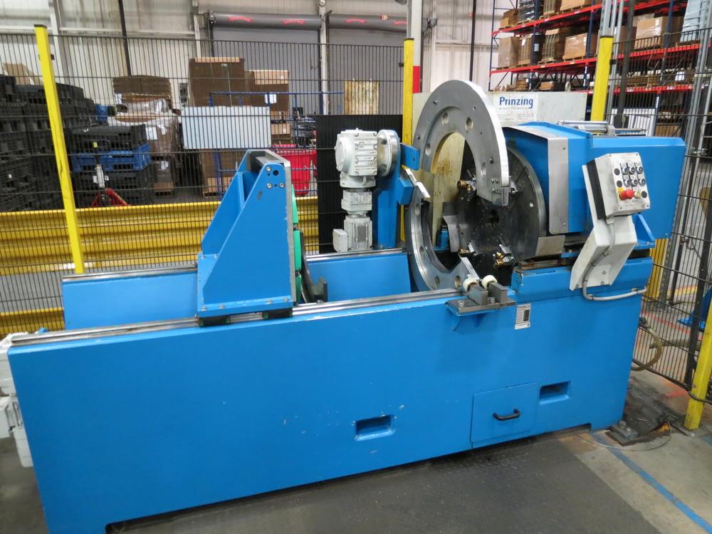 "2015 Prinzing BEA-2 Bead Forming Machine, 39.37 x .059"""