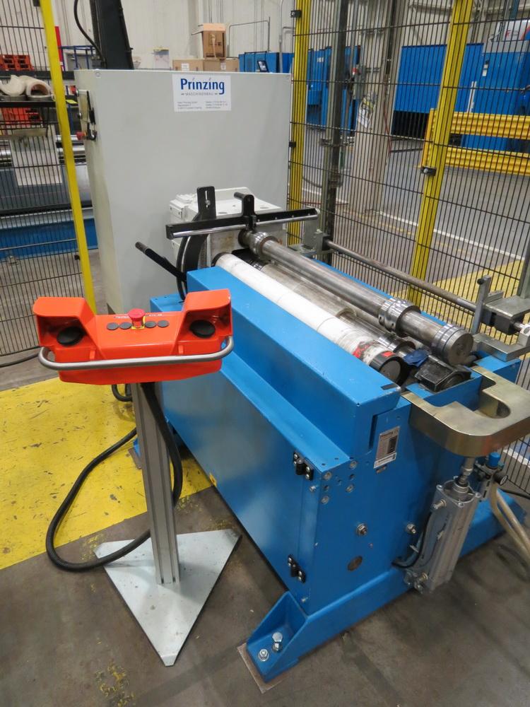 "2015 Prinzing RBA 100/93 4-Roll Bead Forming Machine, .059"" x 36.6"" capacity"