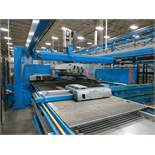 2014 Prima Power LPe6 Combination Punch/CO2 Laser Fabrication Cell, Siemens 840D control