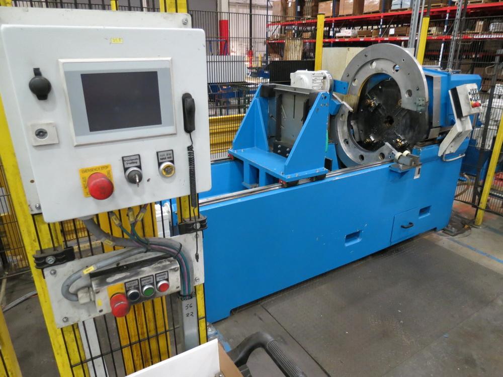 "2015 Prinzing BEA-2 Bead Forming Machine, 39.37 x .059"" - Image 11 of 15"