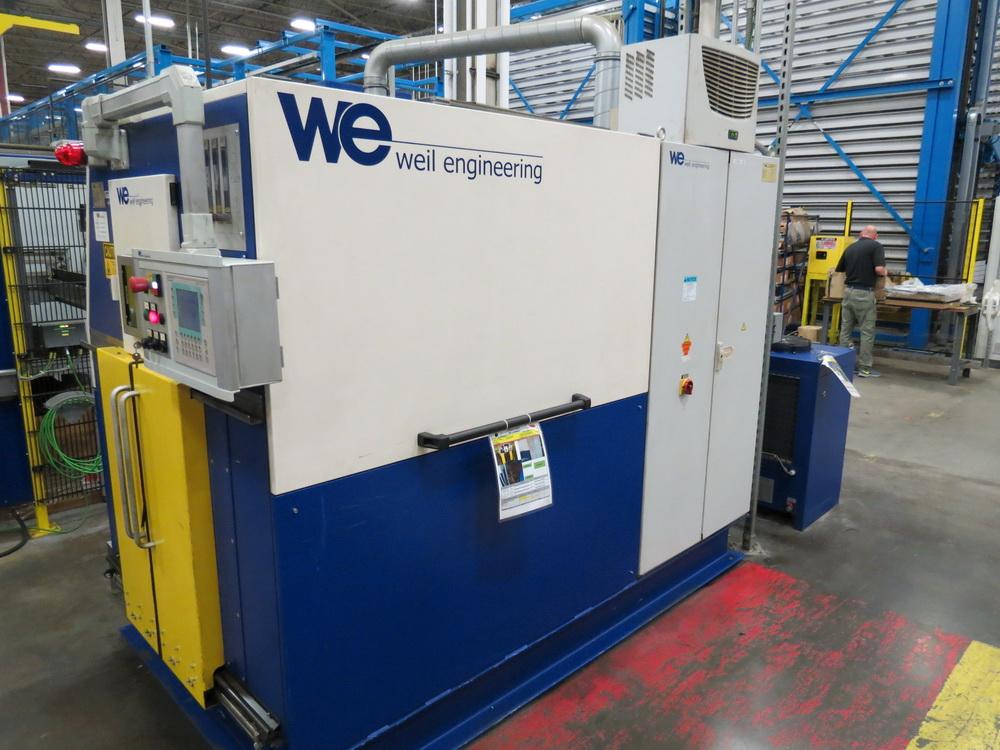 2014 Weil Technology Flexmaster 400/1250 Seam Welding Machine - Image 5 of 20