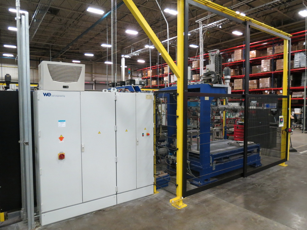 2014 Weil Technology NC Multi-roller 600/1250C Bending Machine - Image 14 of 25