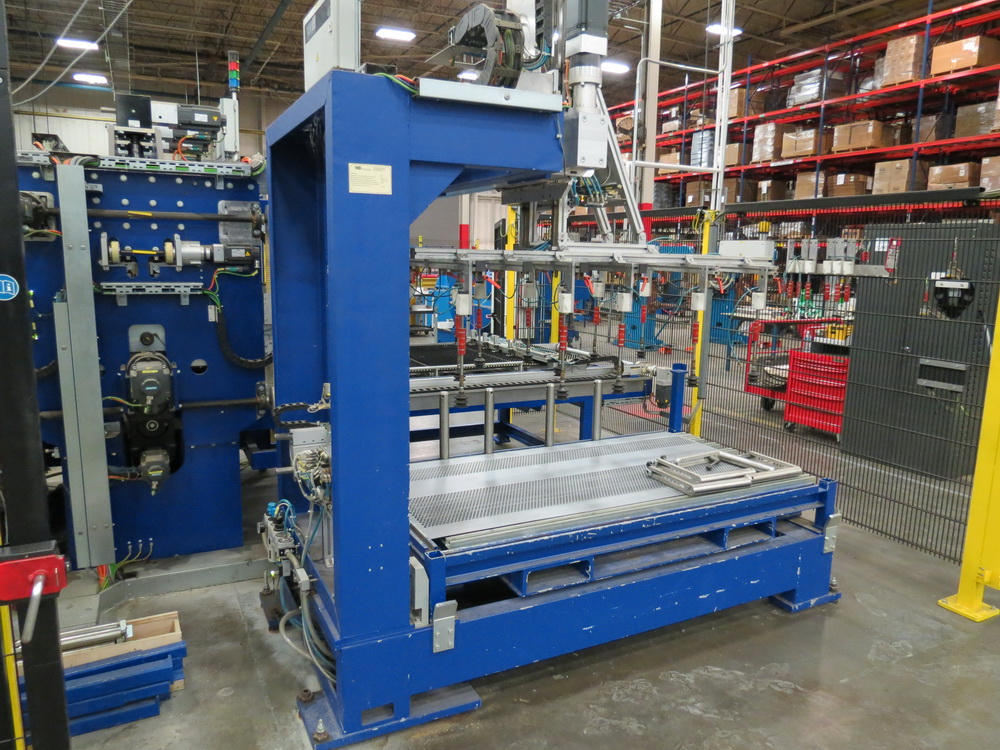 2014 Weil Technology NC Multi-roller 600/1250C Bending Machine - Image 10 of 25