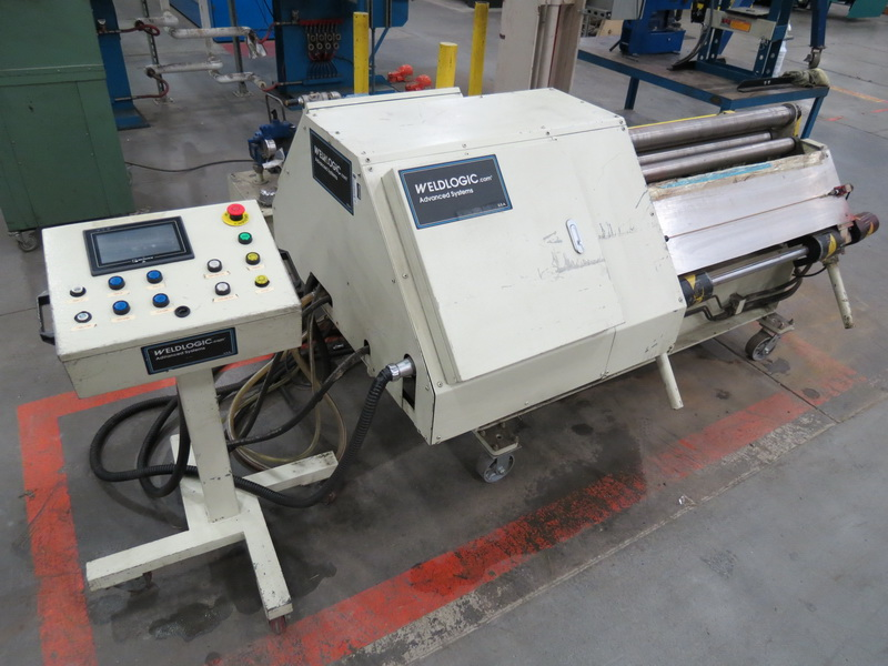 "Weld Logic Model 4R-PB 4-Roll Roller, Max Width Cap. 36"" w/ Weinview Digital Controls - Image 2 of 10"