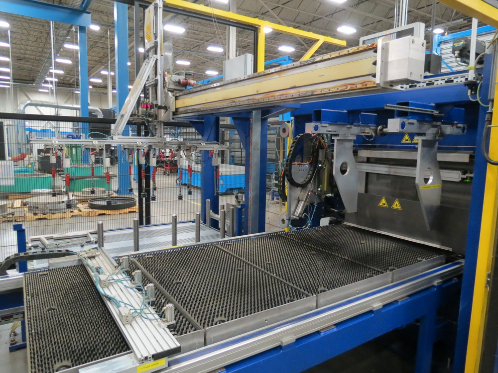 2014 Weil Technology NC Multi-roller 600/1250C Bending Machine - Image 5 of 25