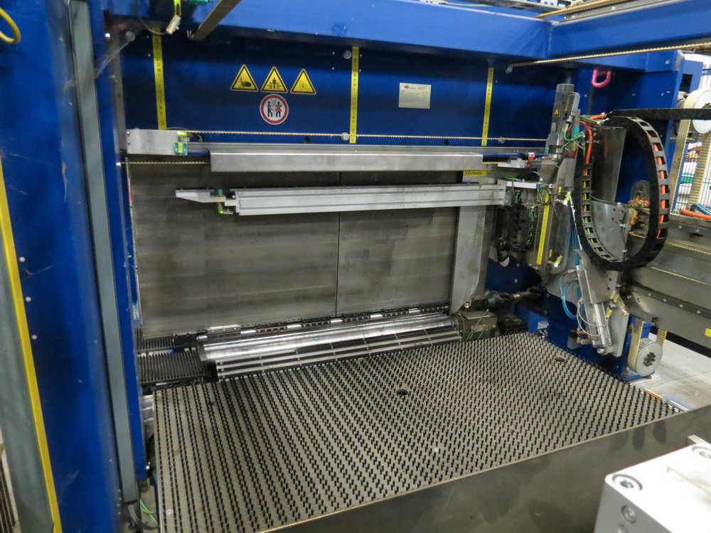 2014 Weil Technology NC Multi-roller 600/1250C Bending Machine - Image 24 of 25