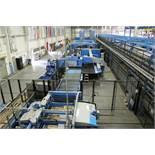 BULK BID - Prima Power Flexible Manufacturing Punch, Laser, Shearing and Bending Cell