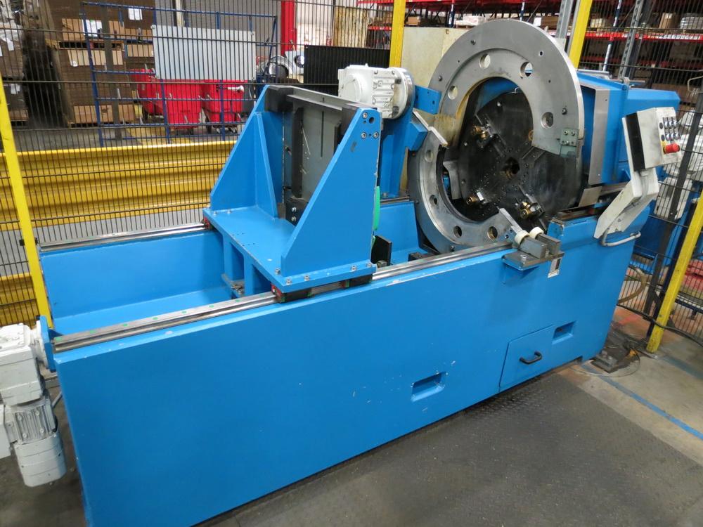 "2015 Prinzing BEA-2 Bead Forming Machine, 39.37 x .059"" - Image 4 of 15"