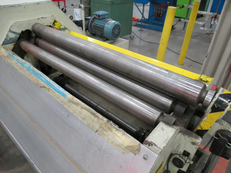 "Weld Logic Model 4R-PB 4-Roll Roller, Max Width Cap. 36"" w/ Weinview Digital Controls - Image 9 of 10"