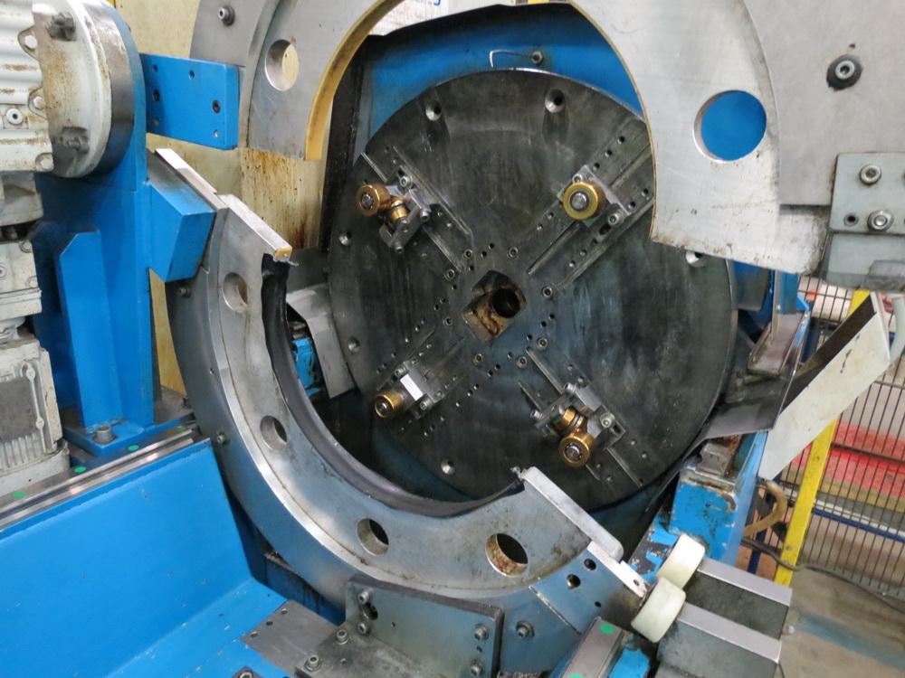 "2015 Prinzing BEA-2 Bead Forming Machine, 39.37 x .059"" - Image 6 of 15"