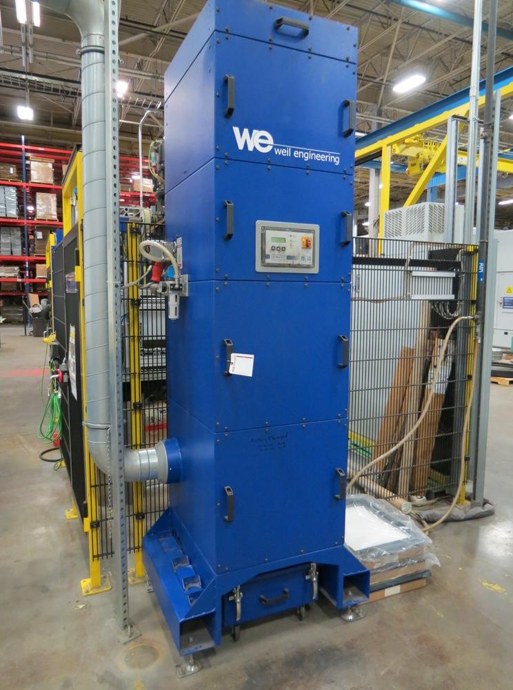 2014 Weil Technology Flexmaster 400/1250 Seam Welding Machine - Image 18 of 20