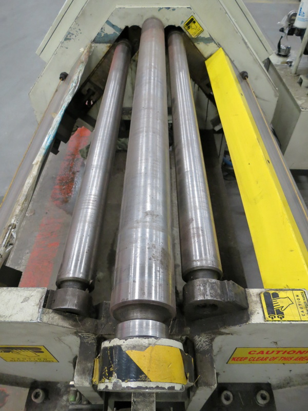 "Weld Logic Model 4R-PB 4-Roll Roller, Max Width Cap. 36"" w/ Weinview Digital Controls - Image 7 of 10"