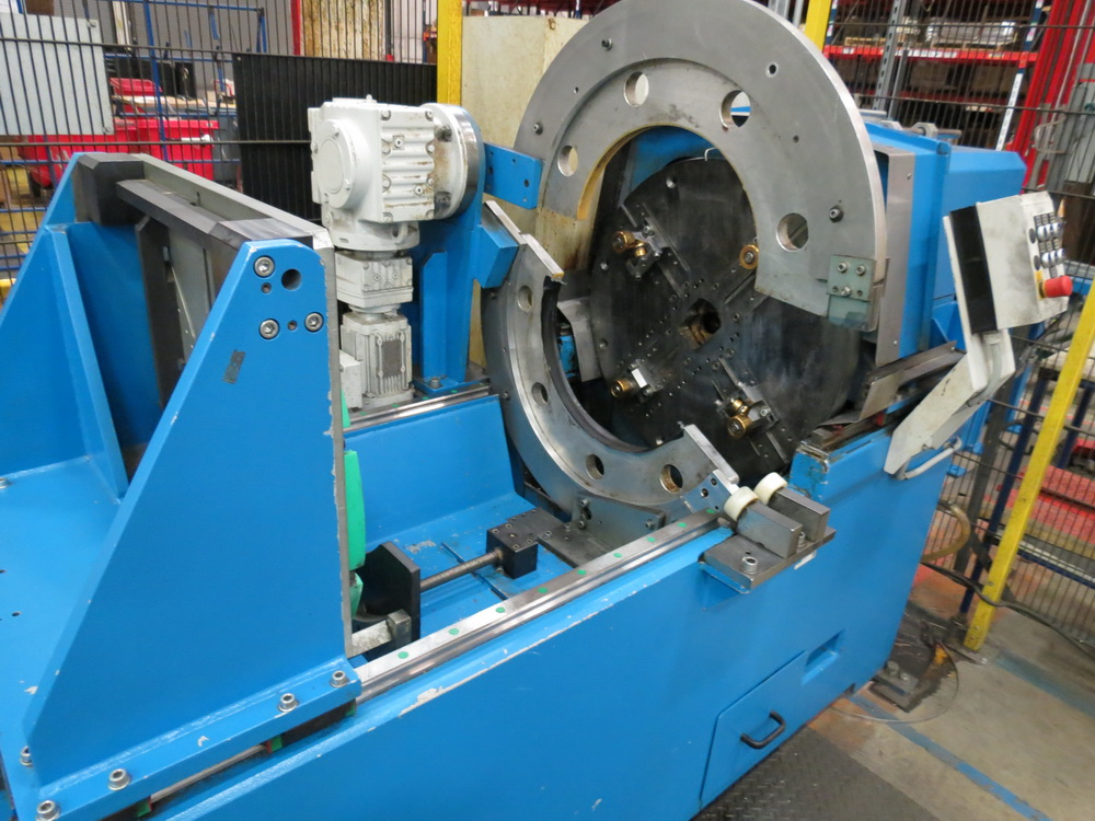 "2015 Prinzing BEA-2 Bead Forming Machine, 39.37 x .059"" - Image 5 of 15"