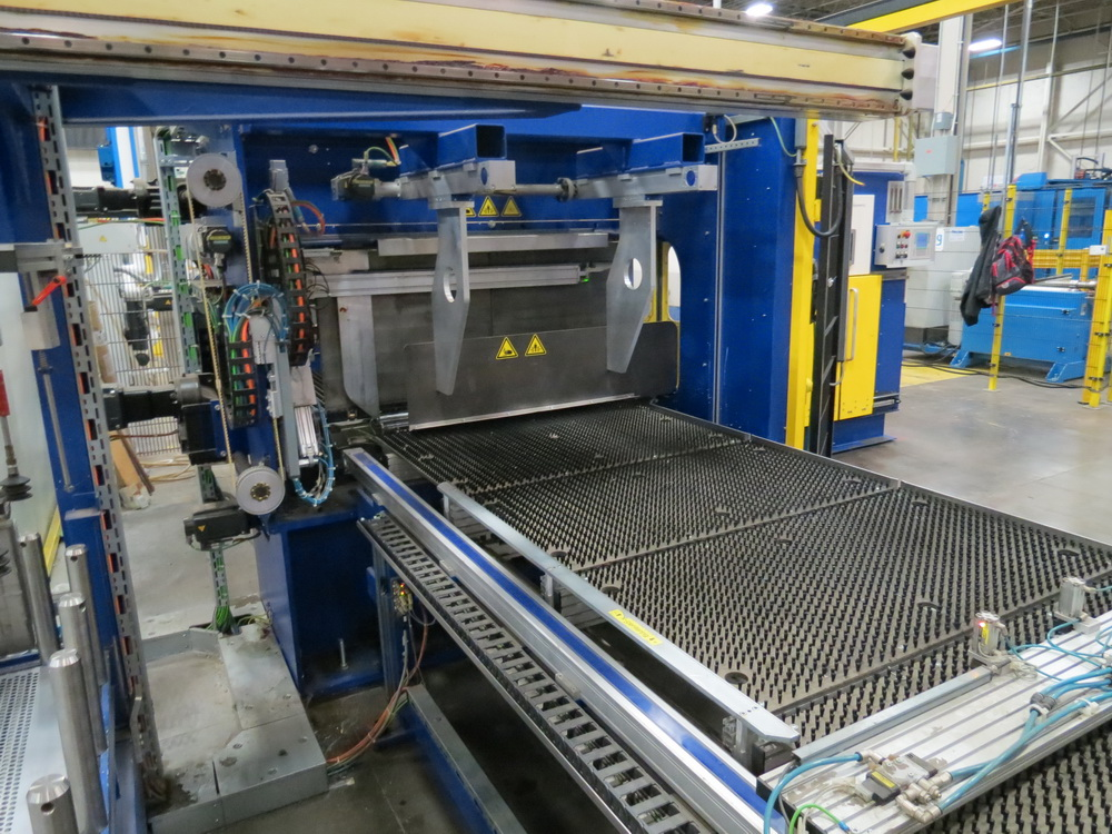 2014 Weil Technology NC Multi-roller 600/1250C Bending Machine - Image 11 of 25