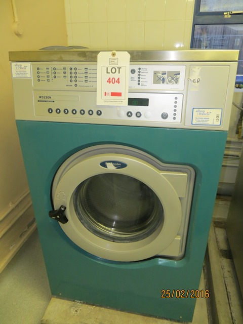 Electrolux Washer Extractor ~ Electrolux w n commercial washer extractor s