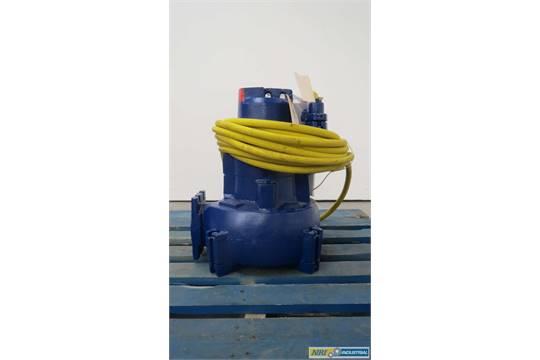 NEW KSB KRT F80-200/14X2G 130MM 1750RPM 3 5 IN 3 IN 230/460V