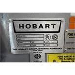 Hobart Model M-802 Mixer w/Attachments