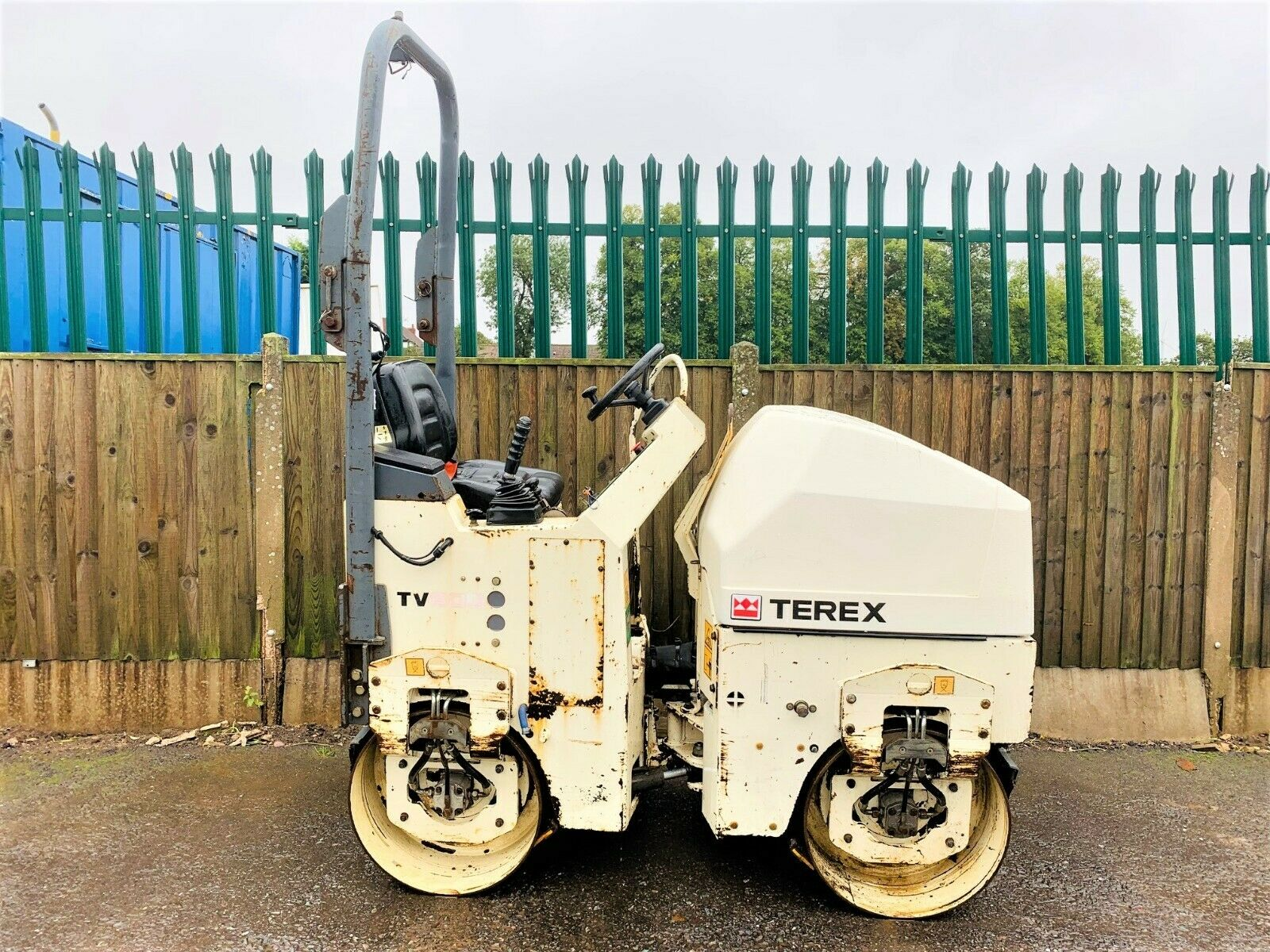 Lot 29 - Terex TV800 KRF Tandem Roller