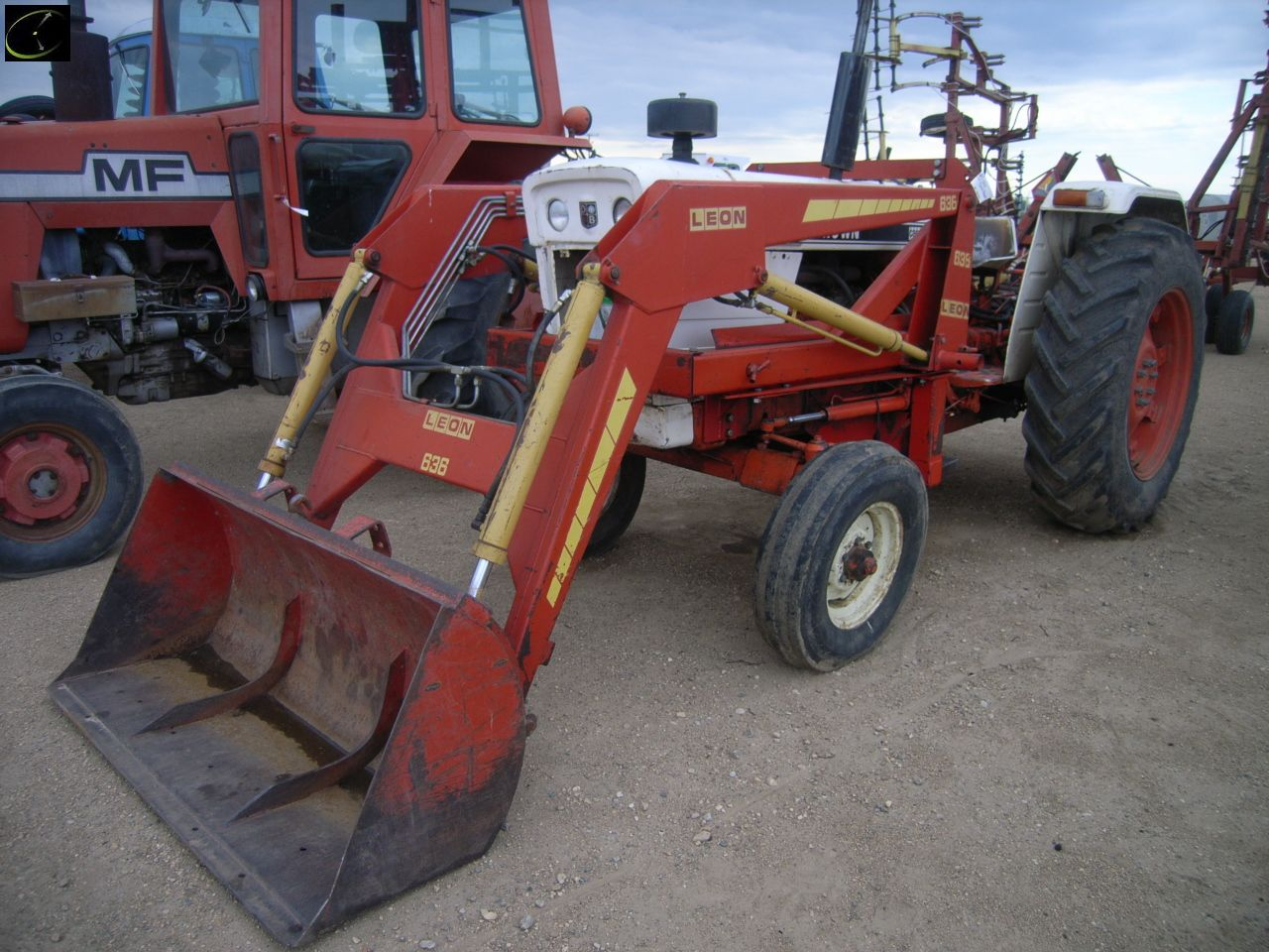 David Brown 1210 Tractor For Sale Images Of Home Design Wiring Diagram Std Trans 65 Hp Roughly 100 Hrs On New Motor Leon Loader