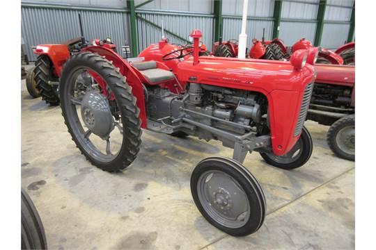 1963 Massey Ferguson 35  U0026 39 Hi
