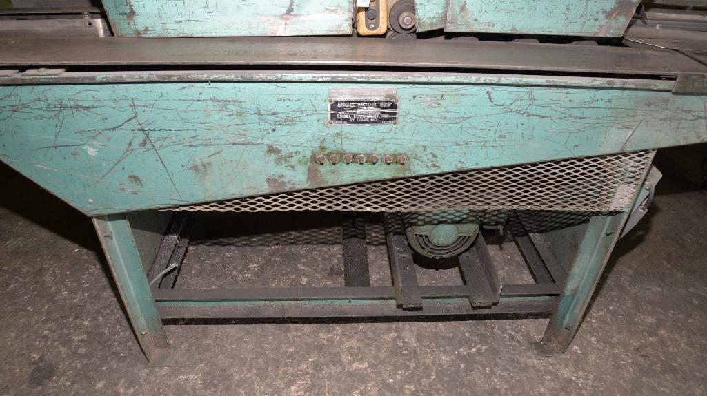 Lot 17 - ENGEL MD. 825 FLAT S LOCK DRIVE MACHINE S/N 7-339
