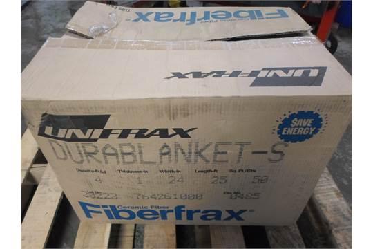 1 Quot X24 Quot X25 Fiberfrax Usa Ceramic Insulation Blanket 3