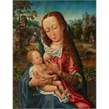 Rogier van der Weyden, NachfolgeMadonna mit Kind