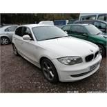 10/60 BMW 116D SPORT - 1995cc 5dr Hatchback (White, 142k)
