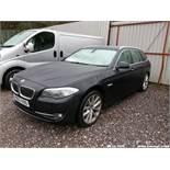 10/60 BMW 530D SE AUTO - 2993cc 5dr Estate (Black, 163k)