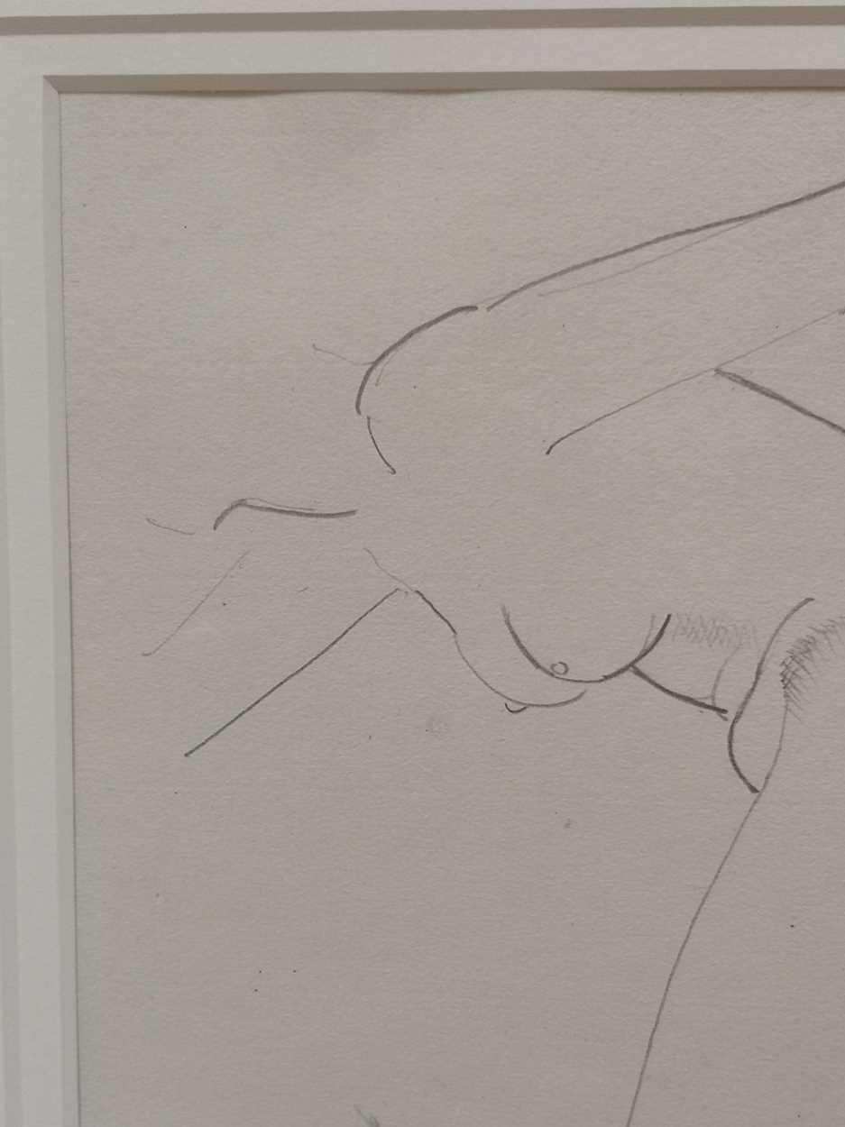 § Eric Gill ARA (British 1882-1940) in - Cheffins Fine Art