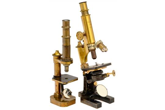 Early microscopes by carl zeiss carl zeiss jena zeiss