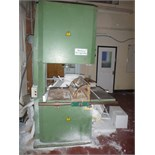 "Wadkin Bursgreen Band Saw, Approx 24"" (600mm) Throat Depth. Serial No C7- 80237."