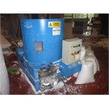 POR Standard Model Briquetting/Compacting Machine. Manufactured by ECOMEC s.r.l. Serial No CE3081,