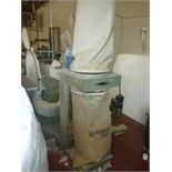 Fercel Portable Single Bag Extractor Unit. Year 1995.