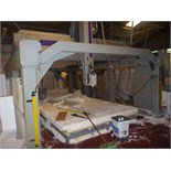 Bermaq SG Gantry 3+2 Axis Router/Carver with Heidenhain iTNC 530 Controls. Serial No 161, Year 2002.